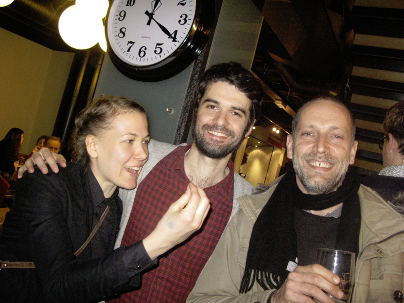 Kadri, Victor, Remi